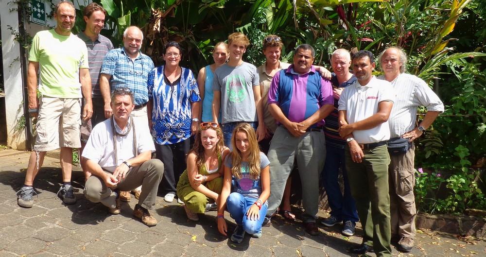 Action Damien - Voyage au Nicaragua 1