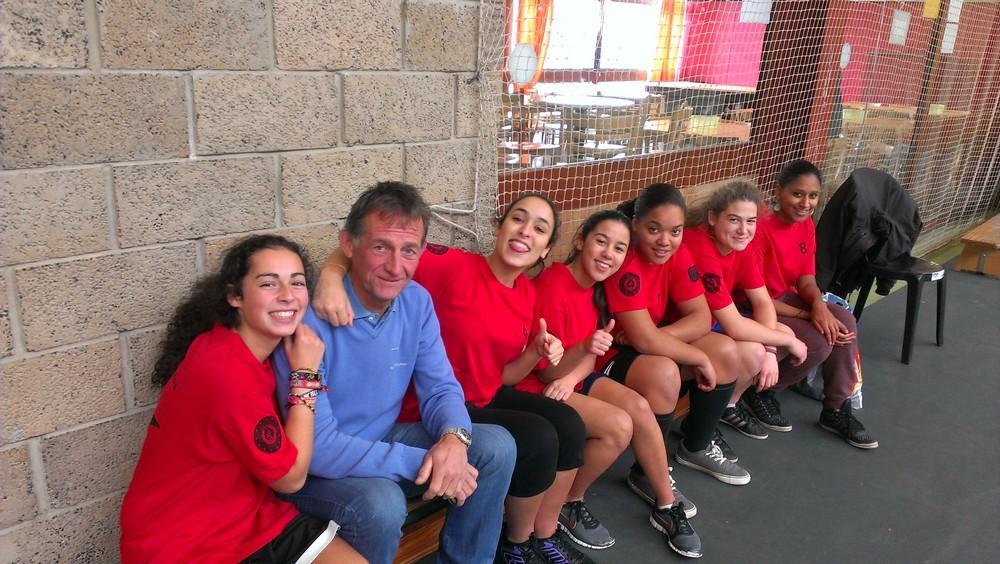 Inter-écoles foot filles #1
