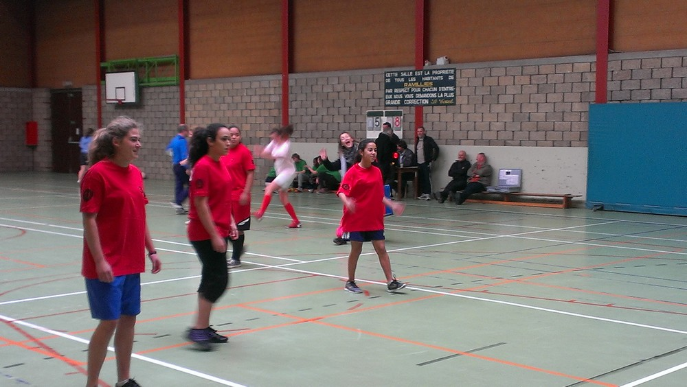 Inter-écoles foot filles #2