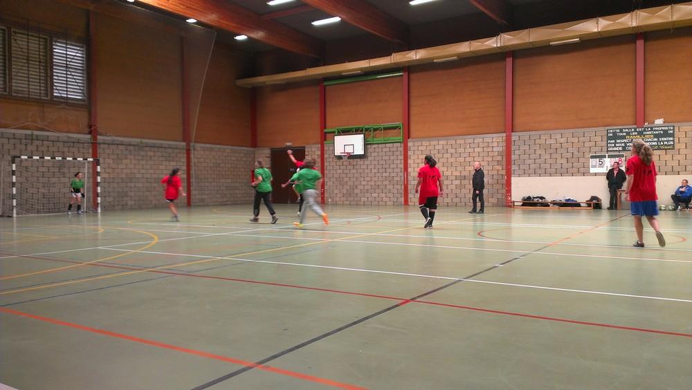Inter-écoles foot filles #3