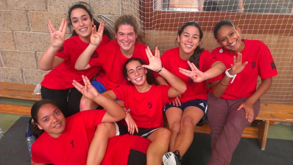 Inter-écoles foot filles #4