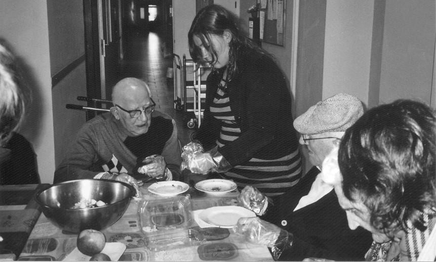 Journée sociale en home