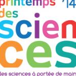 Logo Printemps des Sciences