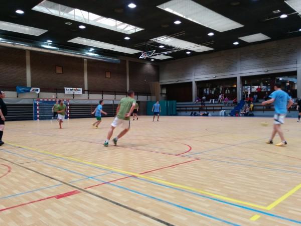 Finale vs Nivelles