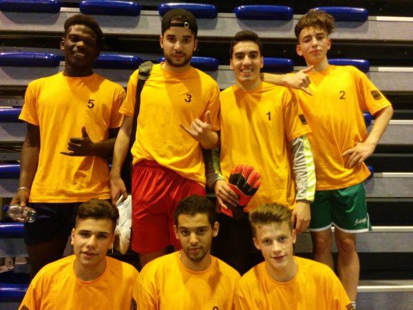 IPW - équipe foot scolaire