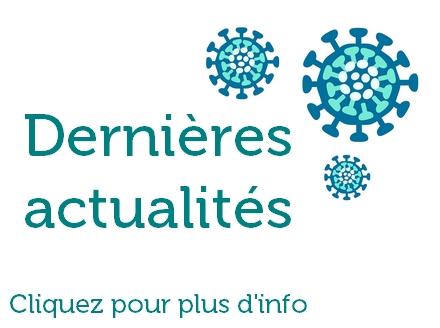 Dernières actualités - Covide-19