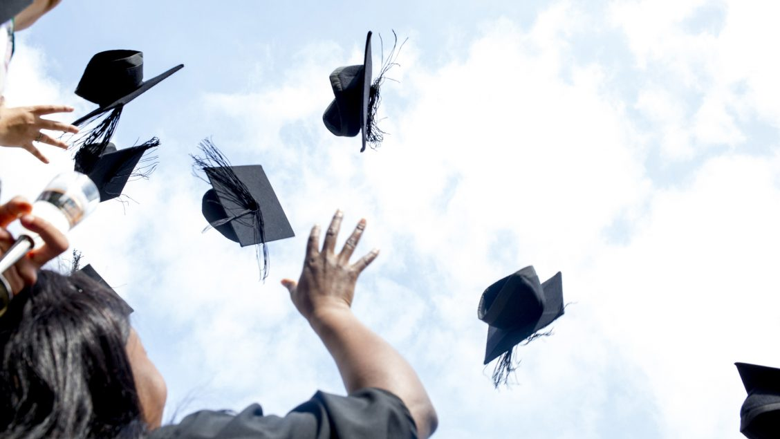 Proclamation des élèves de terminales